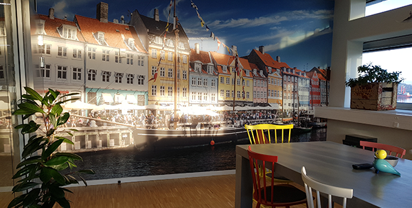 Copenhagen meeting room